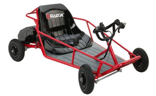 The Best Razor GO Kart and Dune Buggy Review