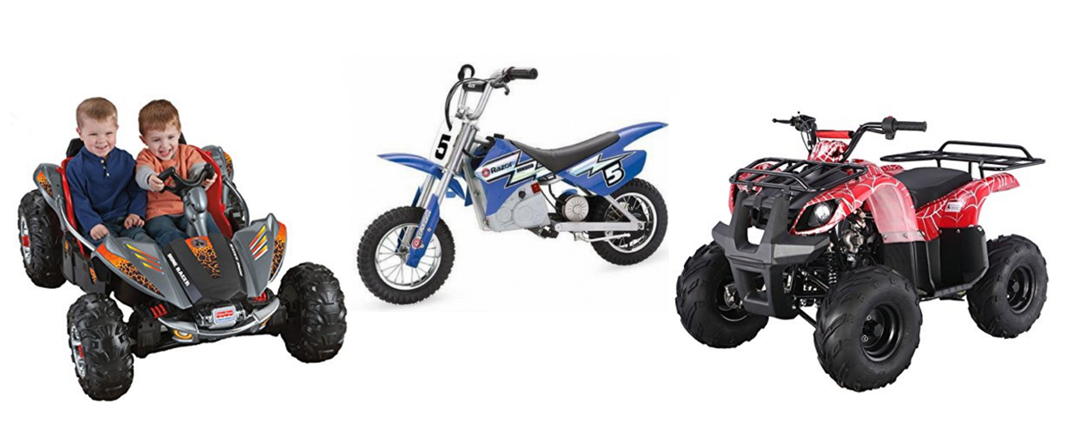 The Best Razor Dune Buggy, Kids ATV and Drifters List
